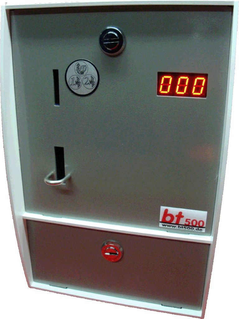 coin box IHGe MP 1500